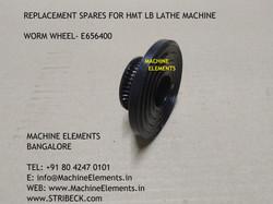 WORM WHEEL - E656400