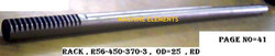 R56-450-370-3  RACK - DIA 25MM