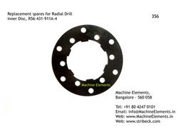 Inner Disc, R56-431-991A-4