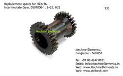 Intermediate Gear, D507800-1, Z=25