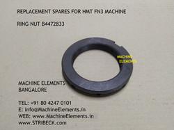 RING NUT B4472833