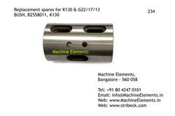 B2558011,  BUSH, K130
