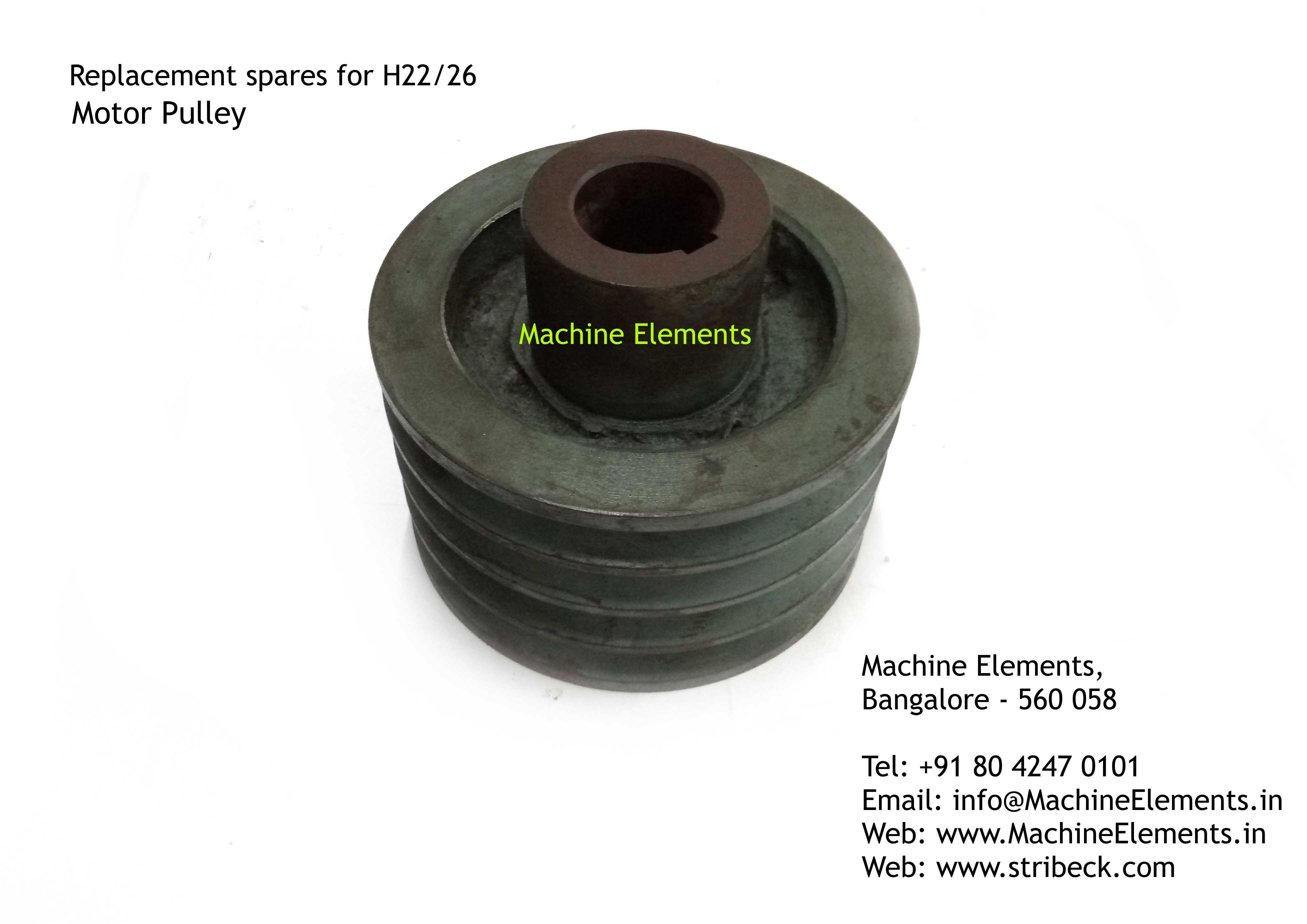 Motor Pulley (2)