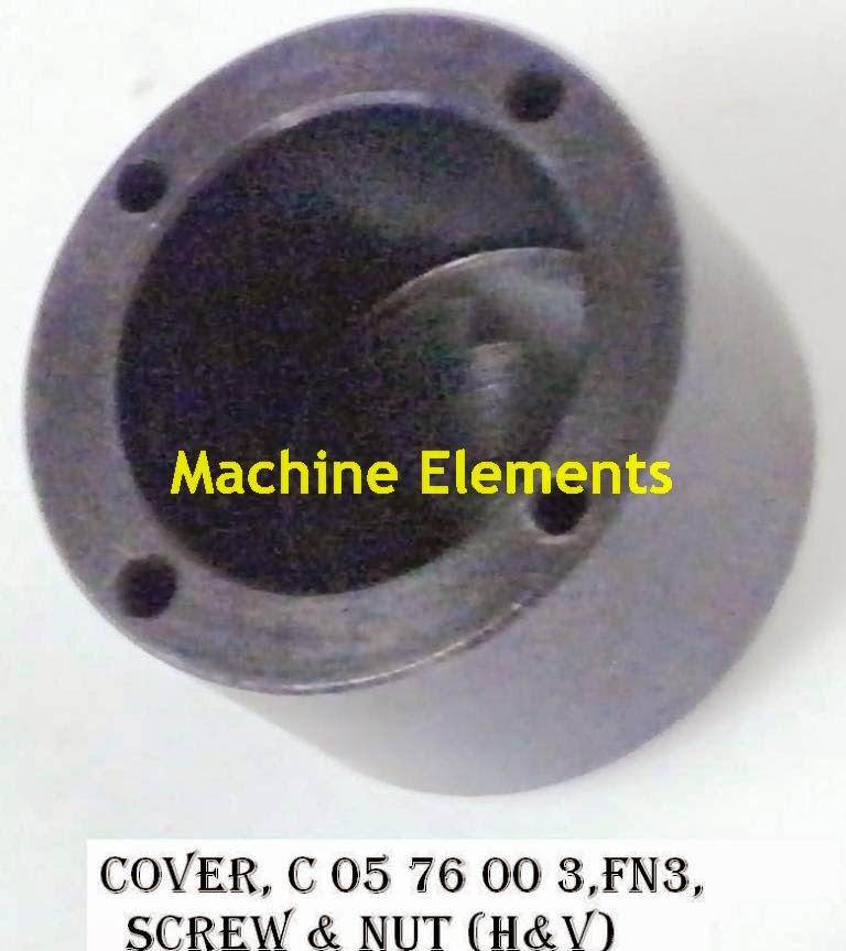 C0576003- COVER -SCREW & NUT