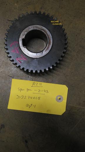 SPUR GEAR Z-43 (D227401-8).jpg