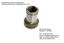Elevating Motor Pinion, R56-880-301C-4,