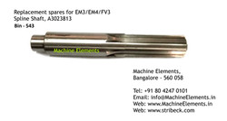 Spline Shaft, A3023813