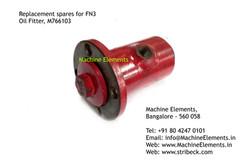 Oil Fitter, M766103