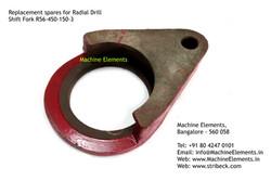 Shift Fork, R45-450-150-3 (Type 2)