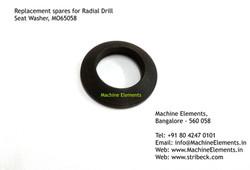 Seat Washer, MO65058