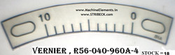 R56-040-960A-4- VERNIER METRIC