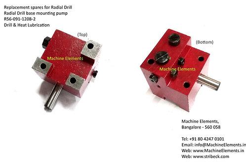 Pump for HMT Radial Drill - three leg type