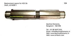 Shaft, A314200-1