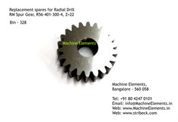 RM Spur Gear, R56-401-300-4, Z=22