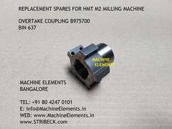 M2 OVERATAKE COUPLING B975700 BIN 637