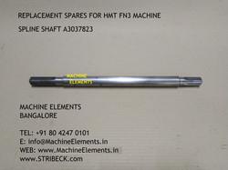 SPLINE SHAFT A3037823
