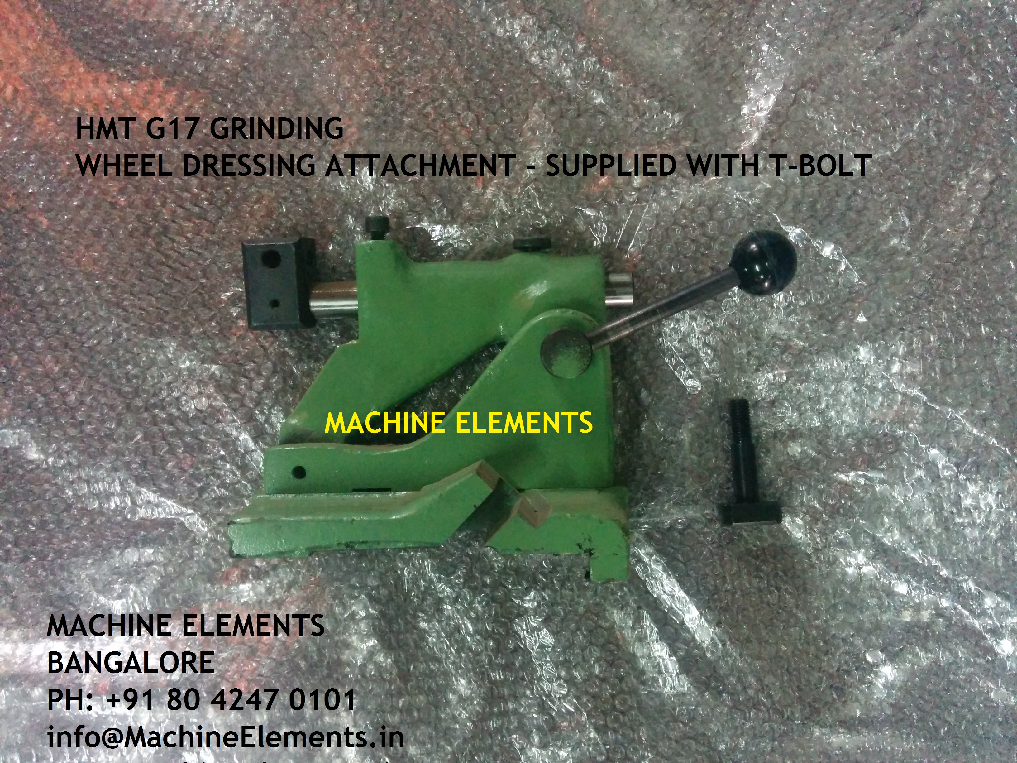 dressing attachment - dresser - G17