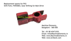 Shift Fork, F4455003, Gear Shifting for