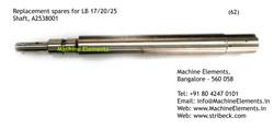 Shaft, A2538001