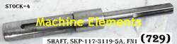 SKP-117-3119-5A-SHAFT