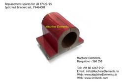 Split Nut Bracket set, F9464001
