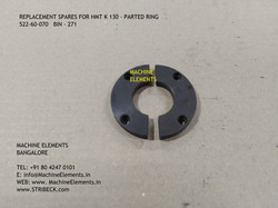 K 130 - PARTED RING 522-60-070 BIN - 271