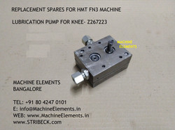 LUBRICATION PUMP FOR KNEE - Z267223