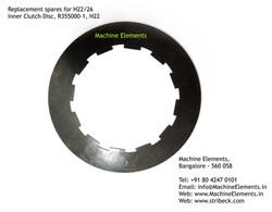 Inner Clutch Disc, H355000-1