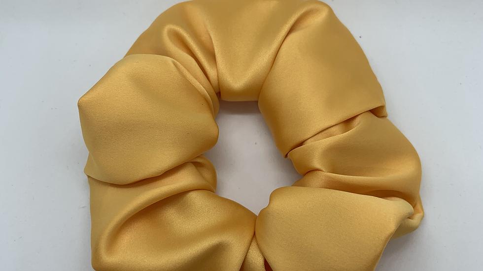 Yellowish Scunchie