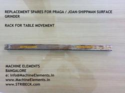 RACK - PRAGA SURFACE GRINDER