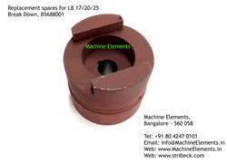 Brake drum, B5688001