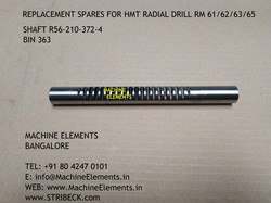 SHAFT R56-210-372-4 BIN 363