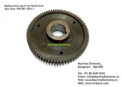 Spur Gear, R56-881-302A-3