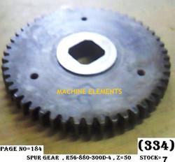 R56-880-300D-4'. Z50 SPUR GEAR