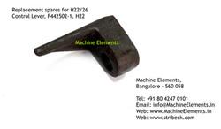 Control Lever, F442502-1