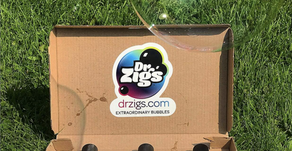 Bubbliciously cool Dr Zigs go more 'green' overall!