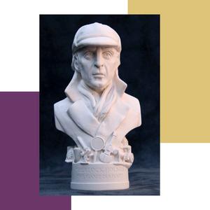 Modern Souvenir Co: Sherlock Holmes Mini Bust