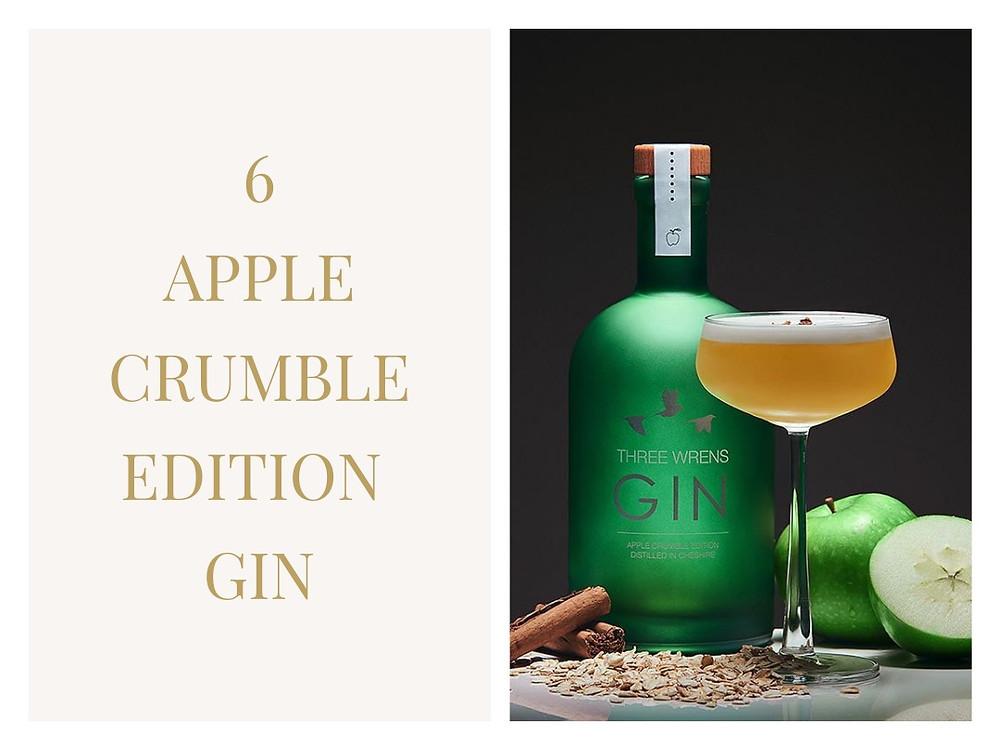 Apple Crumble Gin - Three Wrens Gin