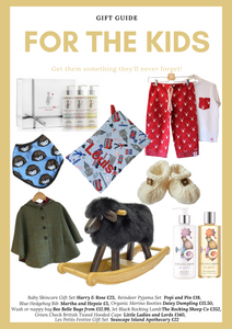 Christmas Gift Guide: For The Kids