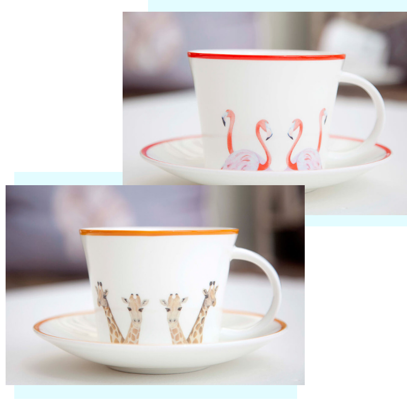 Meet The Maker: Emily Smith Designs: Teacup and Saucer