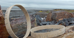 The craft of Sieve & Riddle making was made extinct in late 2013