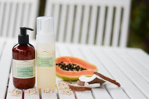 British made Organic House skincare