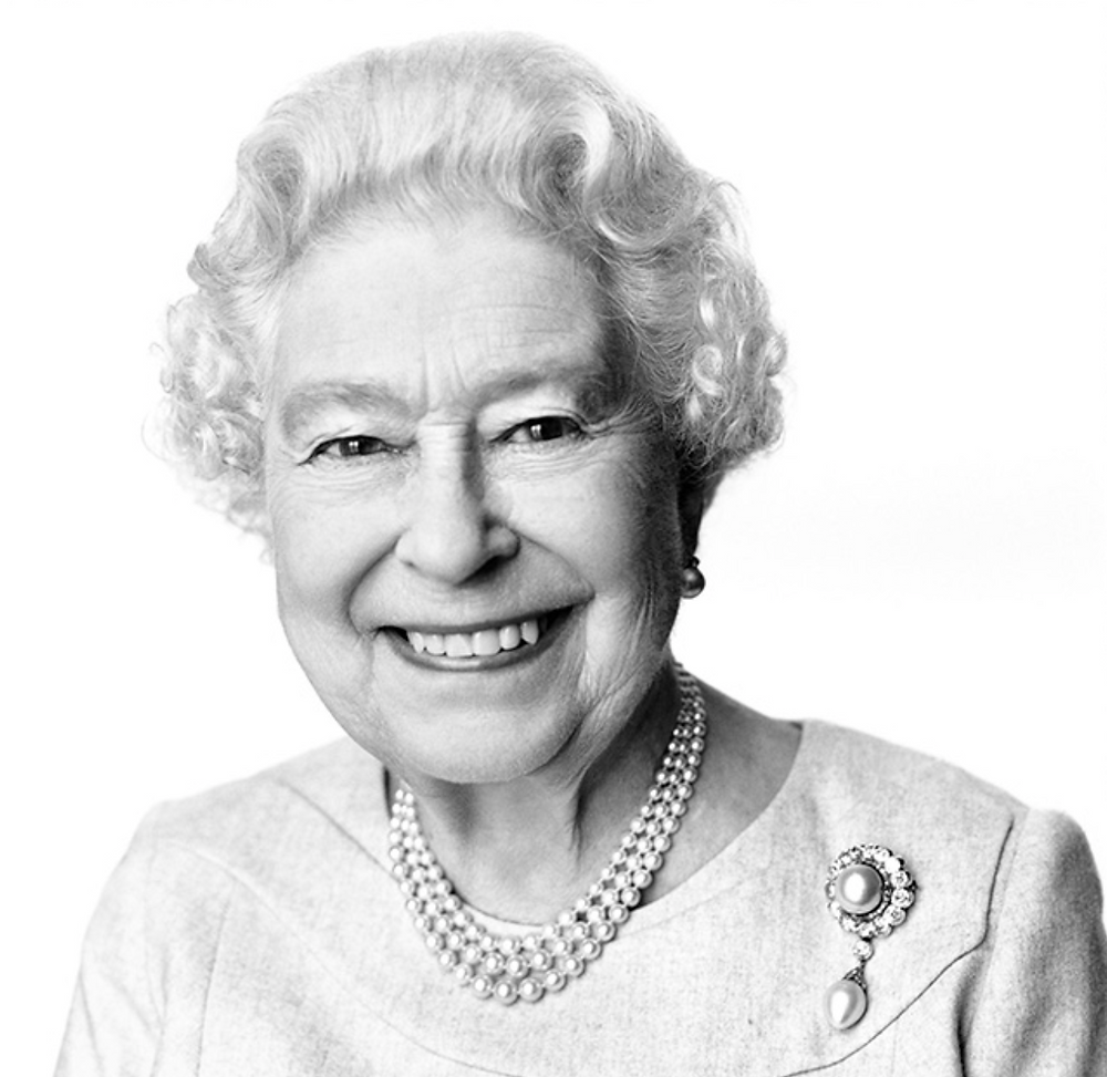 David Bailey: Portrait of Her Majesty The Queen
