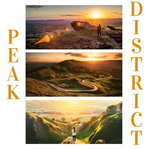 The Peak District, Midlands, England