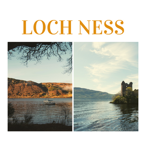 Loch Ness, Scottish Highlands, Scotland