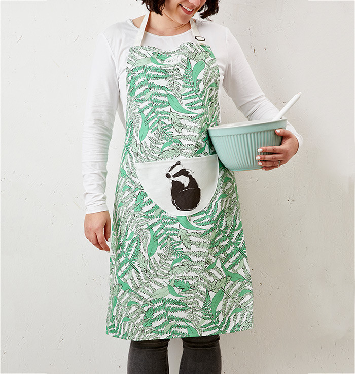 Roo-Tid Mr Badger Apron