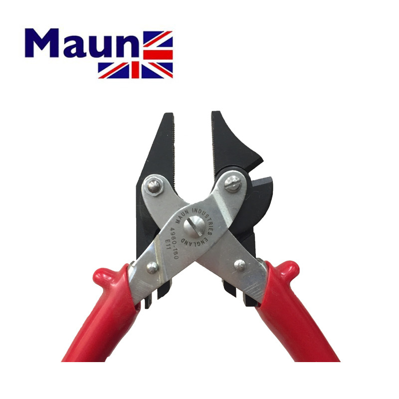 Maun Industries - Parallel Action Side Cutter with PVC Grips for Hardwire