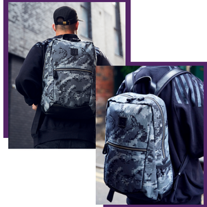 Both Barrels: Twelve Backpack - Stealth Series