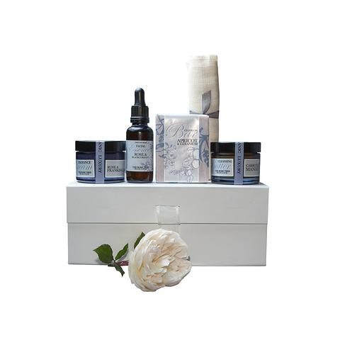 The Rose Tree: Luxury Organic Skincare Bestsellers Box