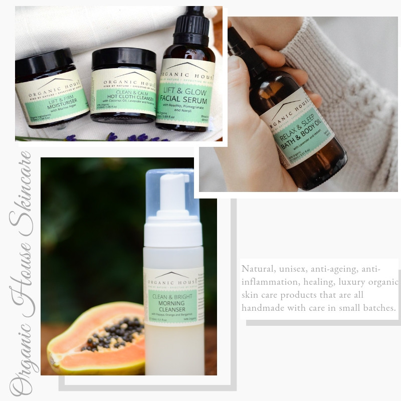 Organic House Skincare - Spring/Summer Must Haves